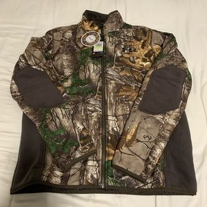 Under Armour Storm Stealth Fleece Camo Jacket